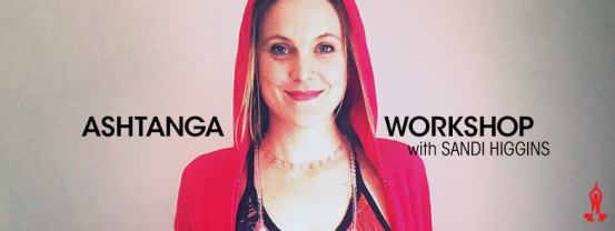 Ashtanga Yoga Primary Series workshop with Powerflow Yoga, NJ