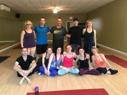 Ashtanga Yoga workshop at Powerflow Yoga, NJ