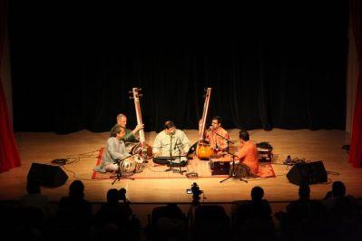 Jhaptal Documentary Hindustani Music concert at The Scholastic, SoHo, NYC
