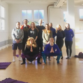 Yoga Sutras & Buddhist Meditation at Playful Yogi Space, NY