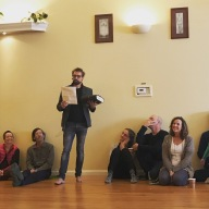 Ty Landrum at The Yoga Workshop